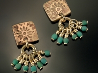matt-malachite-earring-multi-drop